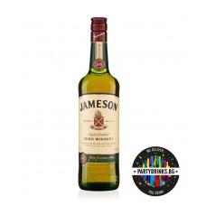 Ирландско уиски Jameson 1.0L 43%