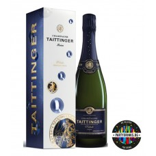 Шампанско Taittinger Prelude Grands Crus Brut Bubble Gift Box 750ml