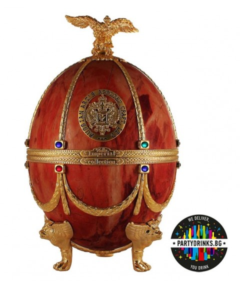 Водка Imperial Collection Faberge Ruby 700ml