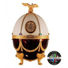 Водка Imperial Collection Faberge Pearl and  Ruby 700ml