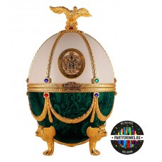 Водка Imperial Collection Faberge Pearl and Emerald 700ml
