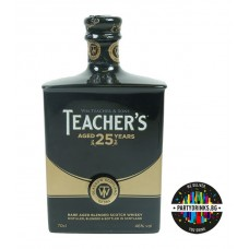 Teacher's 25 years old 700ml
