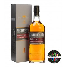 Auchentoshan 12 Years Old Single Malt Scotch Whisky 700ml
