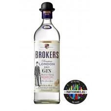 Broker's London  Dry  Gin 700ml
