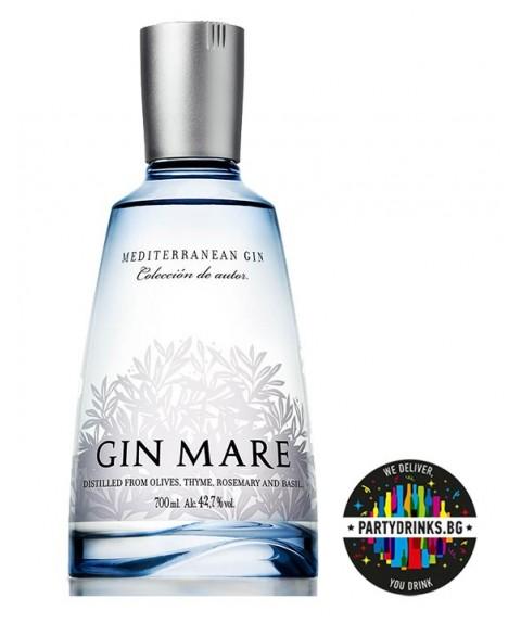Джин Gin Mare Mediterranean  700ml 42,7%