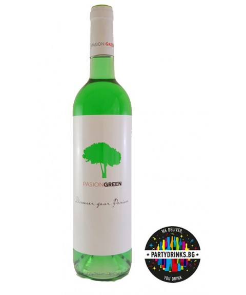 Зелено вино Pasion Green Varadecho 750ml