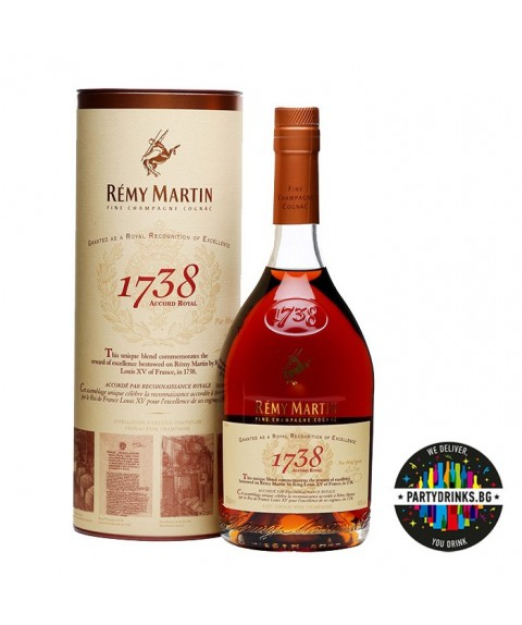 Remy Martin 1738 Royal 700ml