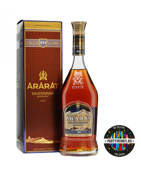 Ararat Akhtamar 10 Year Old 500ml