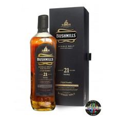 Ирландско уиски Bushmills 21 Years Old 700ml 40%