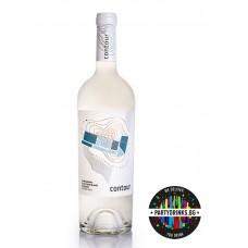 Contour Chardonnay/ Sauvignon Blanc/ Viognier '15 750ml