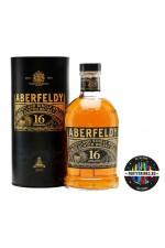 Aberfeldy 16 Years  Old Single Malt  700ml 40%