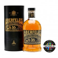 Aberfeldy 16 Years  Old Single Malt  700ml