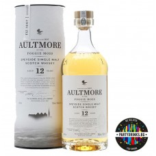 Aultmore 12 Years Old  700ml 46%