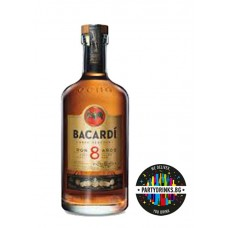 Bacardi 8 Years Old 700ml
