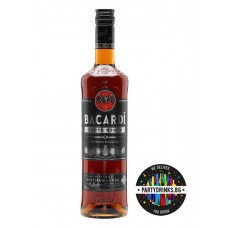 Bacardi Carta Negra 700ml 40%