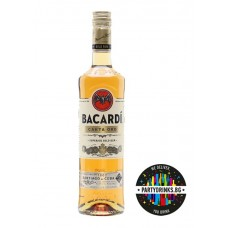 Bacardi Carta Oro 1.0L 40%