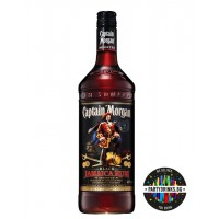 Captain Morgan Jamaica (ex-Black) 1.0L 40%