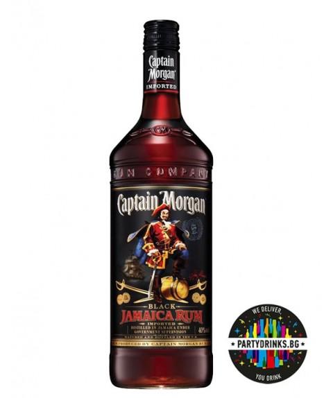 Captain Morgan Jamaica (ex-Black) 1.0L 40%