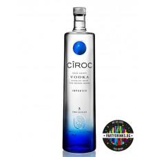 French Grape Ultra Premium Vodka Cîroc 1,75L - Illuminated Bottle