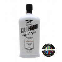 Джин Premium Colombian Aged Gin Dictador Ortodoxy 700ml 43%