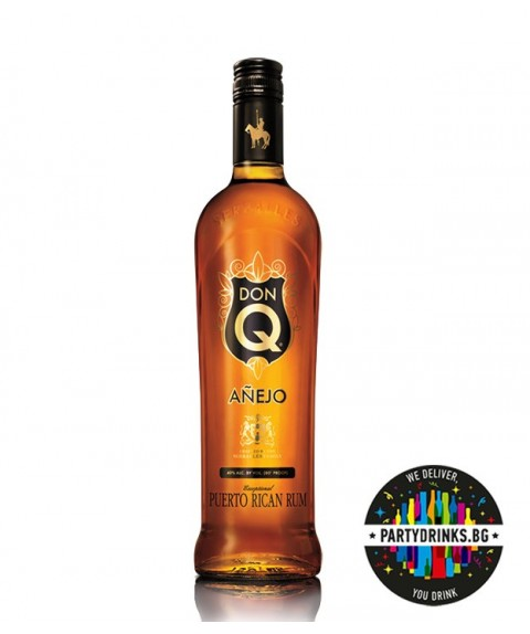 Don Q Anejo 700ml 40%