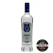 Don Q Crystal 1.0L 40%