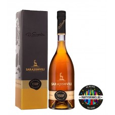 Sarajishvili VSOP 500ml с кутия 40%