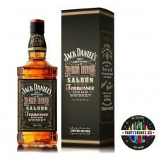 Jack Daniel's 125th Anniversary Red Dog Saloon Tennesee Whiskey  700ml 43%