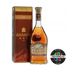 Armenian Brandy Ararat 3* 700ml