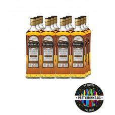 Ирландско уиски Bushmills 1.0L x 12