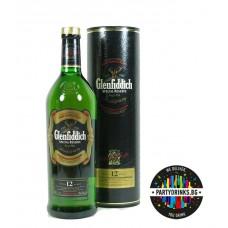 Glenfiddich  Single Malt 12 YO 1.0L