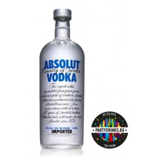 Absolut Blue 1.0L