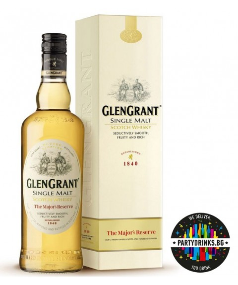 Уиски Glen Grant 700ml 40%