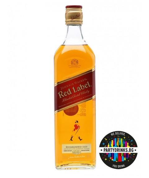 Johnnie Walker Red Label 1.0L