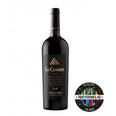Червено вино Errazuriz La Cumbre Syrah 2014 750ml 14%