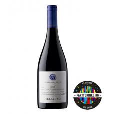 Червено вино Erazuriz Aconcagua Costa Syrah 2016 750ml 13%