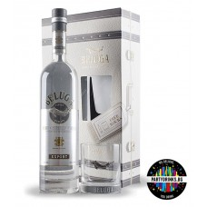 Beluga Noble Russian Vodka 700ml +чаша