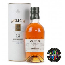 Aberlour 12 Years Old Non Chill-Filtered Scotch 700ml 48%