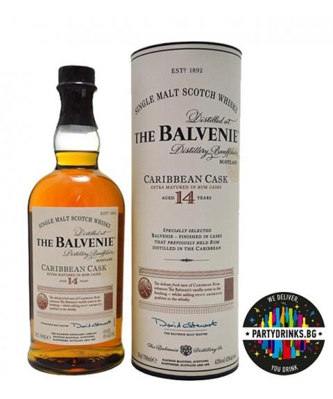 Balvenie 14 Years Old Caribbean Cask 700ml