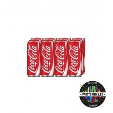 Coca Cola стек 12 броя x 330ml
