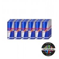 RED BULL box 24 pieces x 250ml