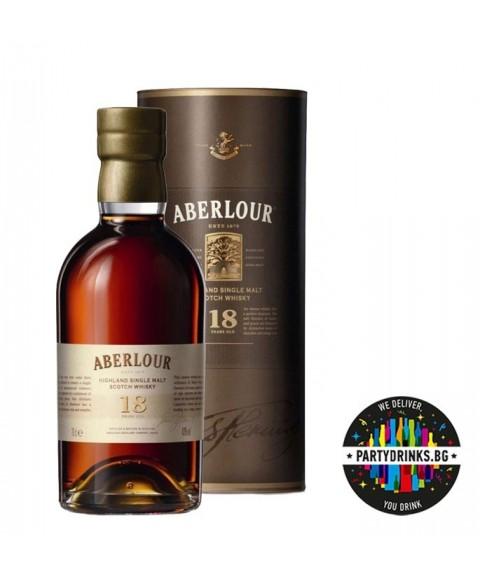 Aberlour 18 years old 500ml 43%