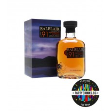 Balblair 1991 Vintage 27 years old 700ml