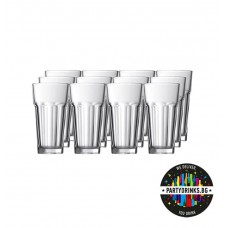 Glasses for Water Casablanca 645ml 12 pieces