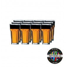 Glasses for Water Casablanca 365ml 12 pieces