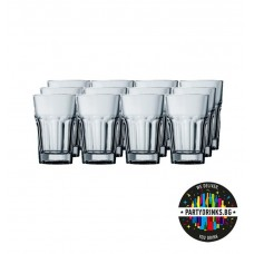 Glasses for Water Casablanca 280ml 12 pieces