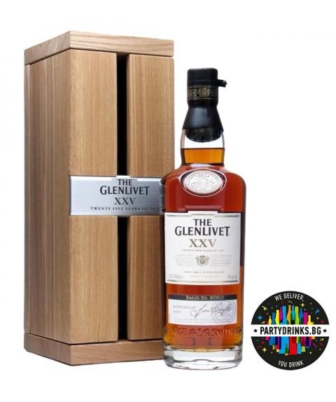 Glenlivet 25 years old 700ml