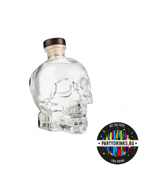 Vodka Crystal Head 700ml