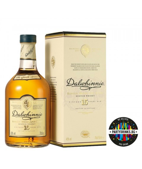 Dalwhinnie 15 years old 700ml
