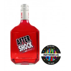 After Shock Red 700ml